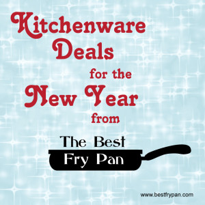 Kitchenware deals for the New Year