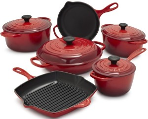 Le Creuset Enameled Cast Iron Cherry