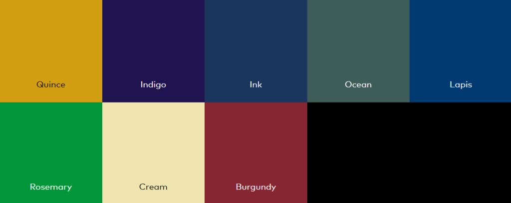 Le Creuset Exclusive Colors