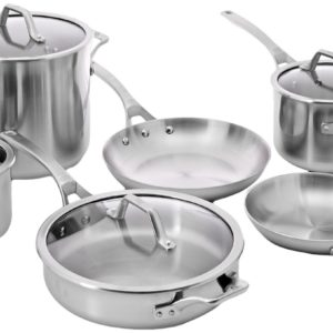 Calphalon AccuCore Stainless Steel Cookware