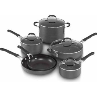 Cooking with Calphalon Cookware Set