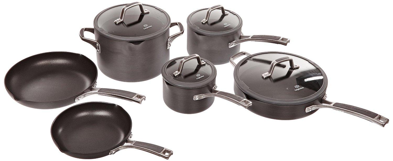 simply calphalon nonstick set - Calphalon Cookware Set
